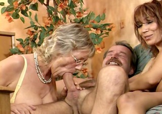 German swinger orgy one black girl young and
