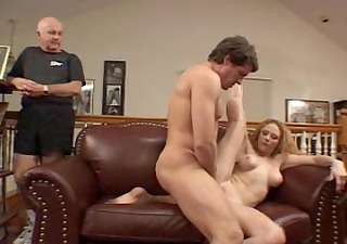 Screw My Wife - Curly Wife &; Cuckold yankee